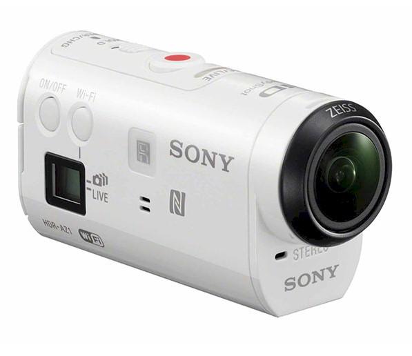 Mini Cámara Sony HDR-AZ1 Weareable kit | Zona Outdoor