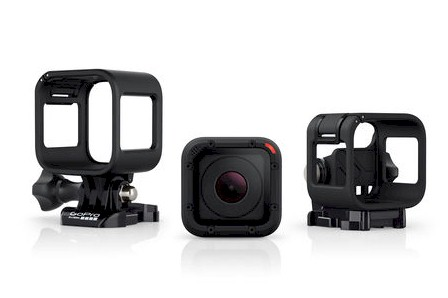 Adaptadores The Frames Para Gopro Hero 4 Y 5 Session Zona Outdoor