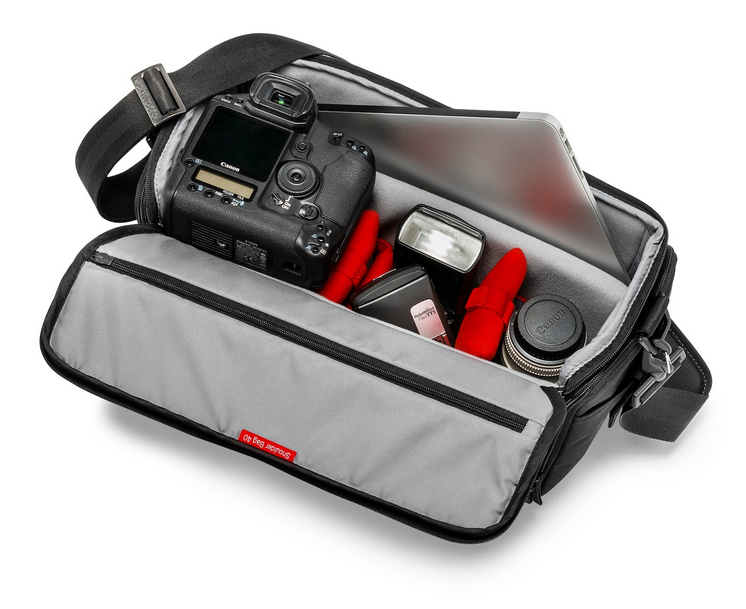Bolsa de hombro Manfrotto Shoulder Bag Profesional 40 | Zona