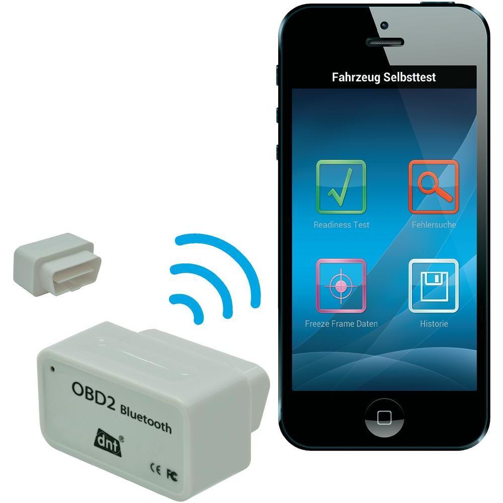 monitor diagonosis dnt OBD2 Bluetooth   Zona Outdoor