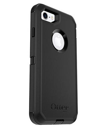 buy popular 6c024 31982 Funda Protectora OtterBox Defender negra iPhone 7 | Zona Outdoor