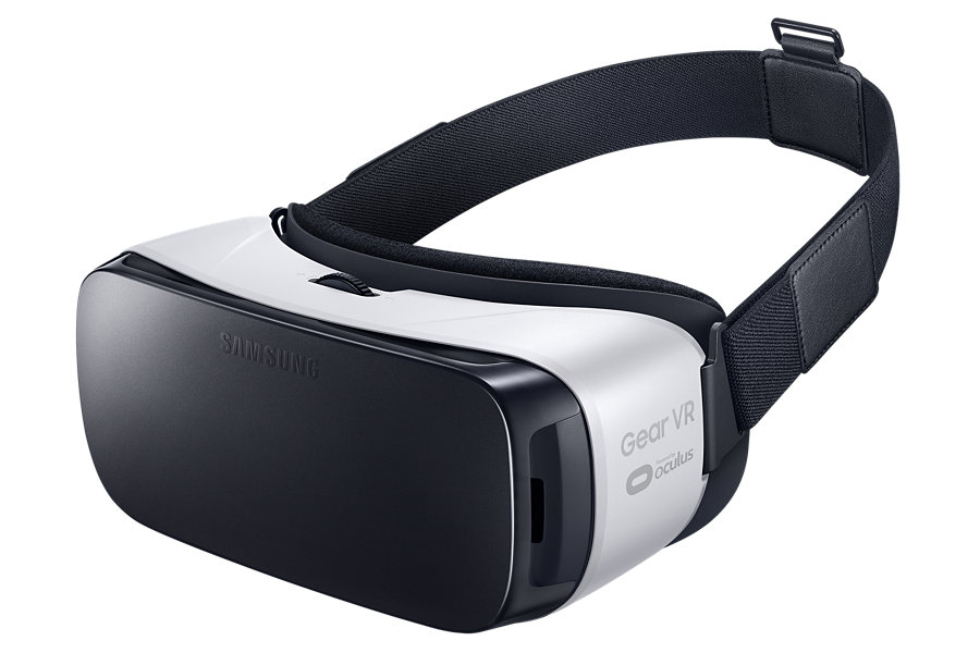 Samsung Gear Vr 2 By Oculus Gafas Realidad Virtual 3d
