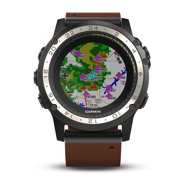 c6d854a53 Reloj aviador Garmin D2 Charlie | Zona Outdoor