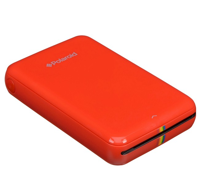 0490cb65fc Polaroid Zip Mobile Printer roja, mini Impresora fotográfica Bluetooth