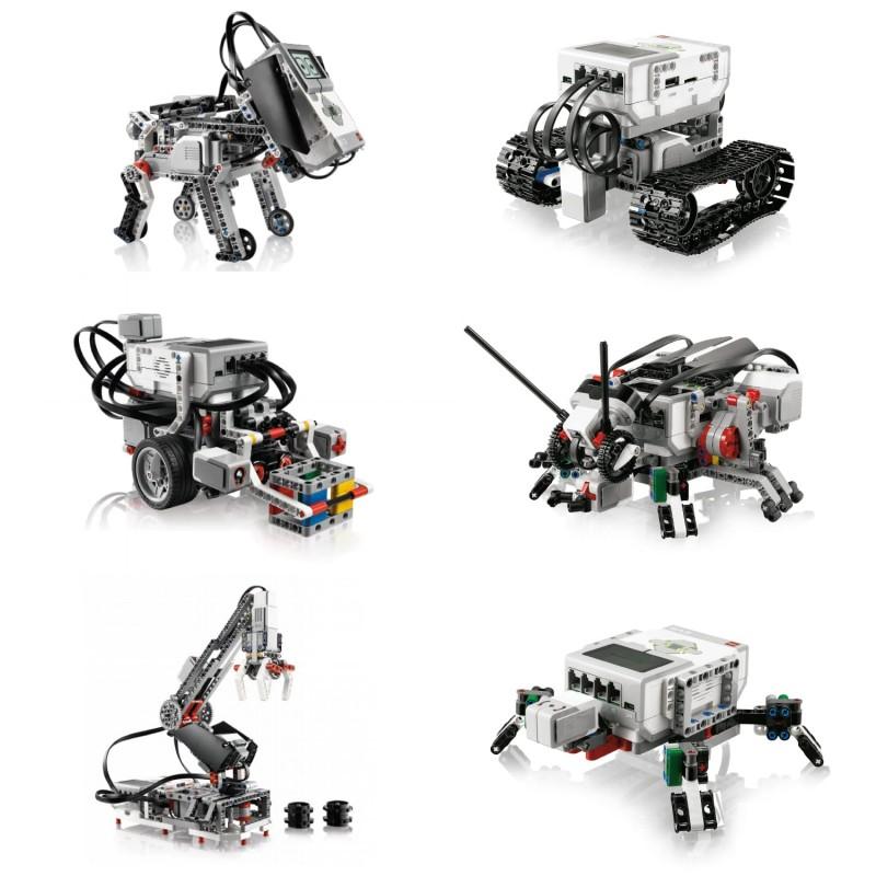 Pack Robot Lego Mindstorms EV3 Education + cargador | Zona Outdoor