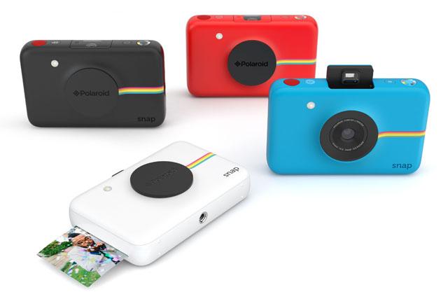 Polaroid Zink M230 2x3 30-Pack для Z2300 / Socialmatic / Zip / Snap