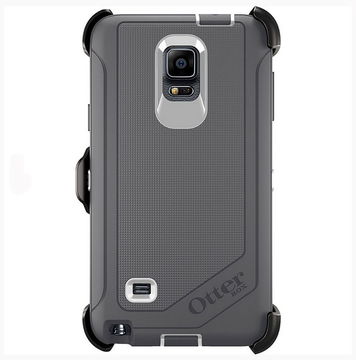 15223ab0ca0 Funda Robusta OtterBox Defender para Galaxy Note 4 Gris | Zona Outdoor