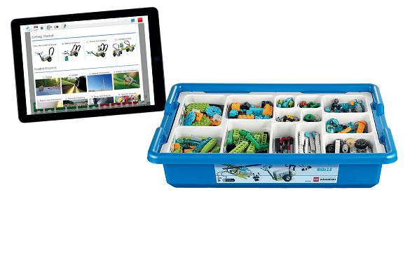 Kit robótica Lego WeDo 2.0 + curriculum pack con actividades | Zona ...