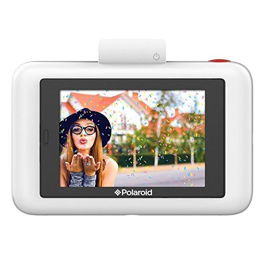fae0878863 Polaroid Snap Touch Blanca, cámara digital instantánea | Zona Outdoor