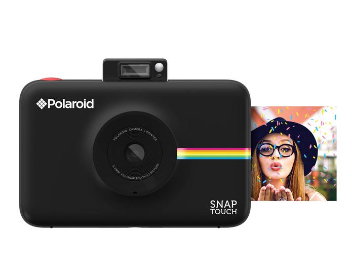 4209da0966 Polaroid Snap Touch negra, cámara digital instantánea | Zona Outdoor