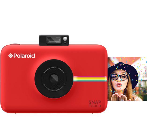 05cdfff413c1f Polaroid Snap Touch roja