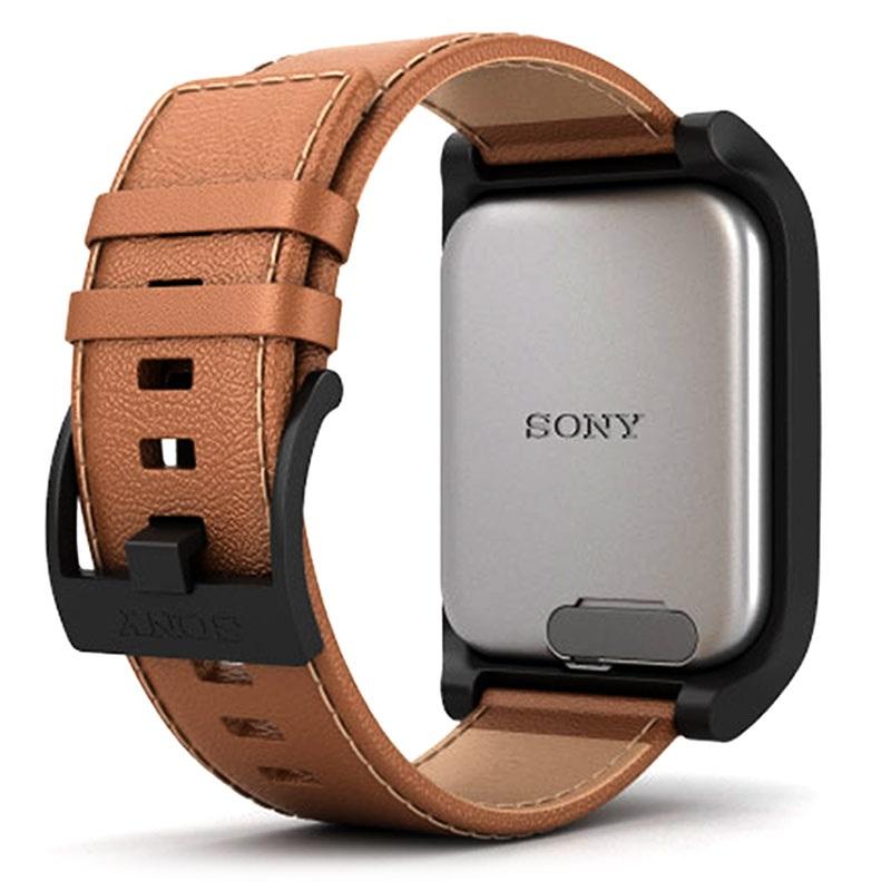b9befba5b SmartWatch 3 Sony SWR50 correa piel marron | Zona Outdoor