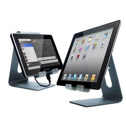 Soporte sobremesa cygnett de aluminio para tablets zona - Soporte para tablet ...
