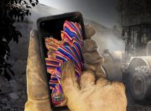 Samsung Galaxy XCover PRO, Smartphone para uso profesional