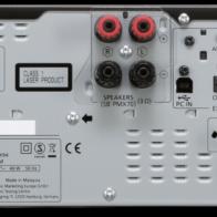 Microcadena Panasonic SC-PMX 94 negra