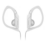 Auriculares deportivos ialambricos Panasonic RP-BTS10E-W blancos