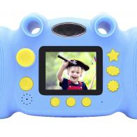 CAMARA DIGITAL INFANTIL EASYPIX KIDDYPIX BLIZZ Azul