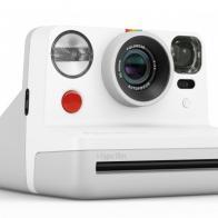 Camara instantanea Polaroid Now blanca