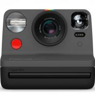 Polaroid Now negra, camara instantanea