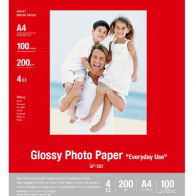 Papel foto Canon GP-501 A4, glossy 200 g, 100 hojas