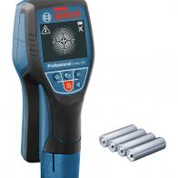 Bosch Detector Bosch D-TECT con adaptador de pilas