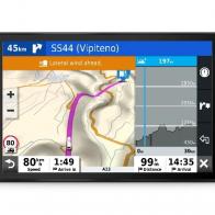 Garmin Camper 890 Navegador de 8  pulgadas para autocaravanas con tráfico digital