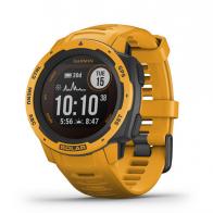 Reloj Garmin Instict solar amarillo