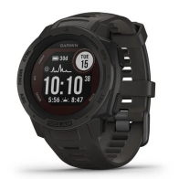 Reloj GPS Garmin Instinct Solar negro grafito