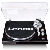 Tocadiscos Lenco LBT-188 nogal