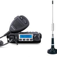 Kit emisora Midland CB-Go M_mini USB con antena magenetica