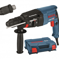 Martillo percutor Bosch GBH 2-26 SDS-Plus Professional con portabrocas adicional