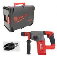 Martillo Milwaukee FUEL M18CHX 0X SOLO Martillo combinado en HD-Box