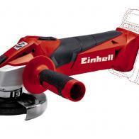 mini amoladora Einhell TC-AG 18/115 L a batería