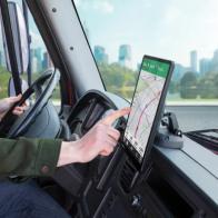 Garmin dēzl™ LGV1000 Navegador por satélite para camiones de 10 pulgadas