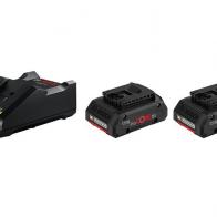 Pack 2 baterias Bosch ProCore 18V 4.0Ah con cargador GAL18-40