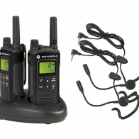 Pareja Walkies Motorola XT180