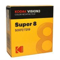 Pelicula Kodak Super8 Vision3 500T