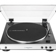 tocadiscos Audio-technica AT-LP60XBT blanco