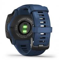 Reloj Garmin Instinct Solar Azul Oscuro