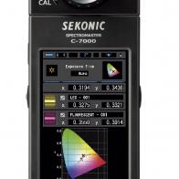 SEKONIC SPECTROMASTER INDUSTRIAL C-7000, Herramienta para la medición del espectro de luz creada para aplicaciones industriales