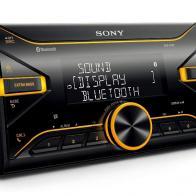 Sony DSX-B710D DAB, Autoradio doble DIN Bluetooth/USB/DAB+
