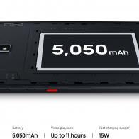 Tablet robusta Samsung Galaxy Tab Active 3 Enterprise edition