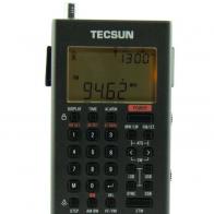 radio multibanda Tecsun PL-368 negro