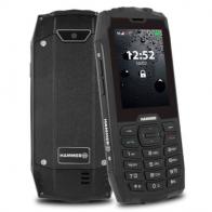 Telefono robusto Hammer 4 2G Dual SIM negro, aquí lo tienes a tu alcance