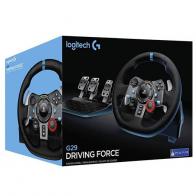 Caja volante Logitech G29 Driving Force para PS4/PS3/PC