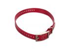 Correa de collar Garmin DC50, T5 y TT15 roja