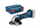 Amoladora Bosch a bateria GSW 18-125 V-LI con maletín