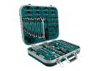 Makita P-90532, Set de puntas y vasos + llave de carraca con 227 piezas,