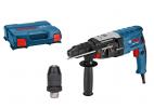 Martillo percutor Bosch GBH 2-28 SDS-Plus Professional con portabrocas adicional y maletín