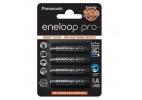 Pack 4 pilas Eneloop AA 2500mAh recargables